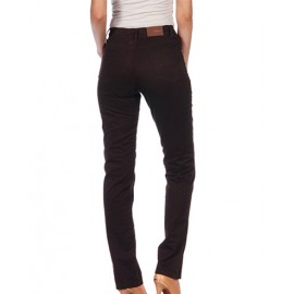 PANTALON ELASTICO DE NEW CARO, MARRON