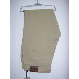 Pantalón vaquero en loneta beige de LBS