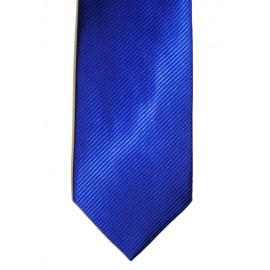 Corbata lisa azulon