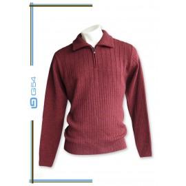 Jersey de hombre cuello perking g-54 +colores