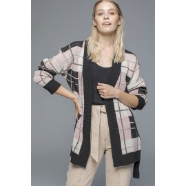 CHAQUETA CUADROS LURES MUJER ZUCCA